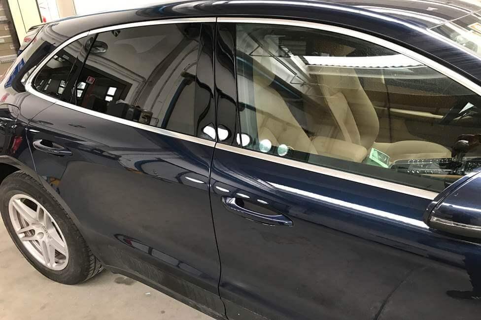 oscuramento vetri posteriori auto
