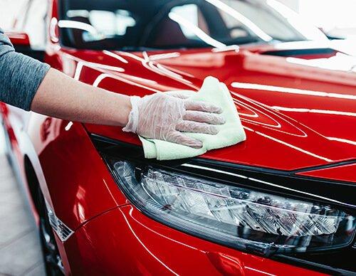 trattamento nonotecnlogico auto